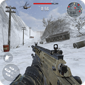 [IOS GAME] Rules of Modern World War Winter FPS Shooting Game  v2.1.2 MOD IPA | MOD FOR IOS