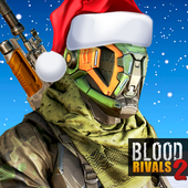 [IOS GAME] Blood Rivals 2: Christmas Special Survival Shooter  v1.4 MOD IPA | MOD FOR IOS