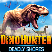 [IOS GAME] DINO HUNTER: DEADLY SHORES  v3.5.6 MOD IPA | MOD FOR IOS