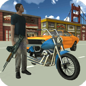 [IOS GAME] Gangster Town  v1.7 MOD IPA   MOD FOR IOS