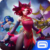 [IOS GAME] Dungeon Hunter Champions: Epic Online Action RPG  v1.6.15 MOD IPA | MOD FOR IOS