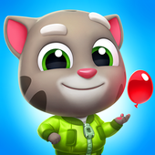 [IOS GAME] Talking Tom Splash Force  v1.0.3.186 MOD IPA | MOD FOR IOS