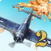 [IOS GAME] AirAttack 2 – WW2 Airplanes Shooter  v1.3.0 MOD IPA | MOD FOR IOS