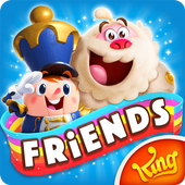[IOS GAME] Candy Crush Friends  v1.12.4 MOD IPA | MOD FOR IOS