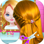 [IOS GAME] School kids Hair styles-Makeup Artist Girls Salon  v1.0.9 MOD IPA | MOD FOR IOS