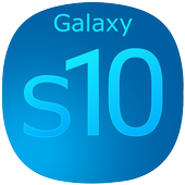 Launcher  Galaxy S10 Style icon