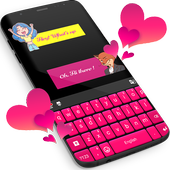 [IOS GAME] Pink Keyboard For WhatsApp  v1.307.1.116 MOD IPA | MOD FOR IOS