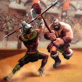 [IOS GAME] Gladiator Heroes Clash: Fighting and Strategy Game  v3.1.3 MOD IPA   MOD FOR IOS