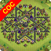 [IOS GAME] Maps of Clash Of Clans  v1.31 MOD IPA | MOD FOR IOS