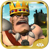 [IOS GAME] King of Clans  v1.1.2 MOD IPA | MOD FOR IOS