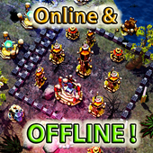 [IOS GAME] ☣️ Clash Of Orcs ⛺️ City Building Defense War TD  v3.42 MOD IPA | MOD FOR IOS
