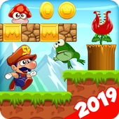 [IOS GAME] Super Bino Go – New Games 2019  v1.0.3 MOD IPA | MOD FOR IOS