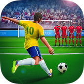 [IOS GAME] FreeKick Soccer 2018  v2.1.6 MOD IPA | MOD FOR IOS