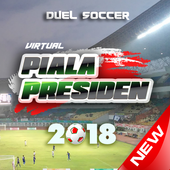 [IOS GAME] Duel Soccer – Virtual Piala Presiden 2018  v3.0.4 MOD IPA | MOD FOR IOS