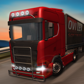 [IOS GAME] Euro Truck Driver 2018  v2.2 MOD IPA | MOD FOR IOS