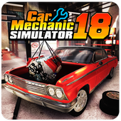 [IOS GAME] Car Mechanic Simulator 18  v1.1.7 MOD IPA | MOD FOR IOS