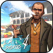 [IOS GAME] LA Stories 4 New Order Sandbox 2018  v1.17 MOD IPA | MOD FOR IOS