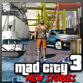 [IOS GAME] Mad City Crime 3  v1.42 MOD IPA | MOD FOR IOS