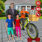 [IOS GAME] Working Mom Newspaper Girl Family Game  v1.9 MOD IPA | MOD FOR IOS