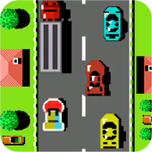 [IOS GAME] Road Racing – Car Fighter – Classic NES Car Racing  v2.1 MOD IPA   MOD FOR IOS
