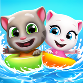 [IOS GAME] Talking Tom Pool  v2.0.2.538 MOD IPA | MOD FOR IOS