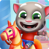[IOS GAME] Talking Tom Fun Fair  v1.0.1.190 MOD IPA | MOD FOR IOS