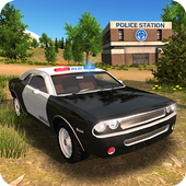 [IOS GAME] Police Car Driving Offroad  v2 MOD IPA   MOD FOR IOS