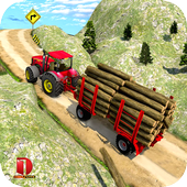 [IOS GAME] Drive Tractor trolley Offroad Cargo- Free Games  v2.0.03 MOD IPA | MOD FOR IOS