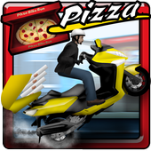 [IOS GAME] Pizza Bike Delivery Boy  v1.165 MOD IPA | MOD FOR IOS