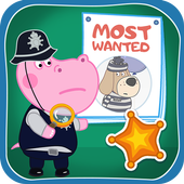 [IOS GAME] Kids Policeman games: Hippo Detective  v1.0.8 MOD IPA | MOD FOR IOS