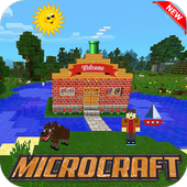 [IOS GAME] Microcraft  v0.3.8.8.1 MOD IPA | MOD FOR IOS