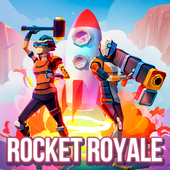 [IOS GAME] Rocket Royale  v1.6.3 MOD IPA | MOD FOR IOS