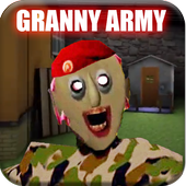 Army Scary granny Mod: Horror game 2019 icon