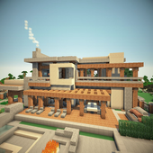 House build ideas for Minecraft icon