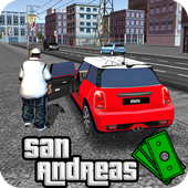 [IOS GAME] San Andreas Mafia Gangster Crime  v2.1 MOD IPA | MOD FOR IOS